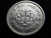 1938 Three Pence