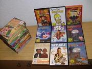 Simpsons DVD Sammlung