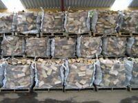12 Month Split & Seasoned Logs