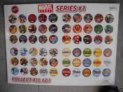 Spiderman Pogs
