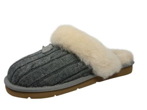 Ugg Cozy Knit Slippers Ebay