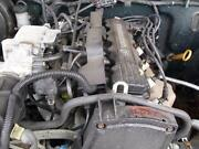 Vauxhall Frontera Engine