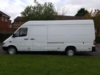 Mercedes Benz Sprinter LWB 311 CDi, Only 141k miles. £1,600.