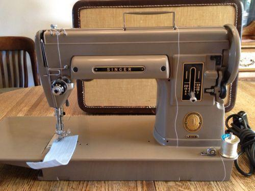 Singer 40 Machines EBay Classy Singer Sewing Machine Model 301 Value