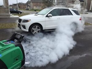 Mobile Steam Wash and Detailing, FULLY INSURED – 647-860-4886