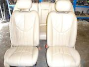 Jaguar s Type Seats
