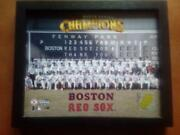 Red Sox Picture Frame