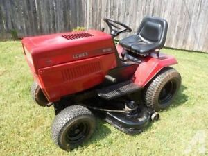 Cash for Unwanted Lawn tractor/Snowblowers