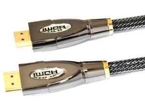 BRAND NEW GOLD PLATED ULTRA HDMI CABLES 6 FT OR 8 FT