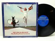 Rolling Stones Get Yer Ya-ya's Out LP