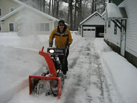 #1 FOR INSURED:SNOW REMOVAL & PROPERTY MAINTENANCE & REPAIRS