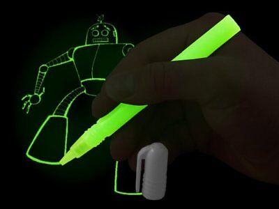 Glow in the Dark - Stift | leuchtet im Dunkeln - Neongelb ()