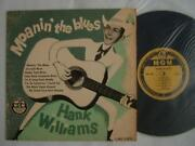 Hank Williams Moanin The Blues