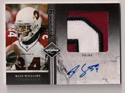 Ryan Williams Patch Auto