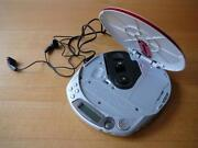 Tragbarer CD Player MP3
