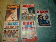 Cracked Magazine Lot