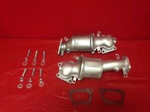 Fit Acura MDX Front and Rear Catalytic Converter DIRECT FIT