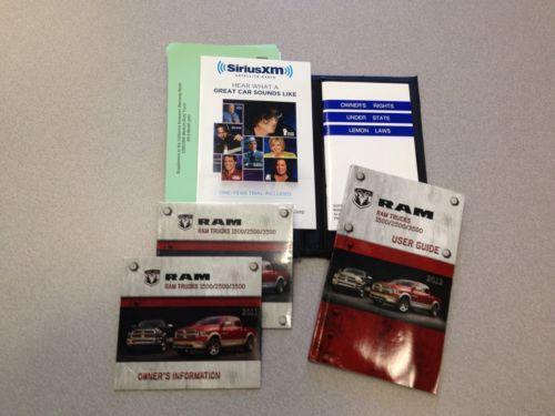 Dodge Ram 1500 Owners Manual
