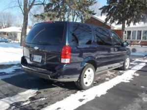 Chevy Uplander Van Negotiable