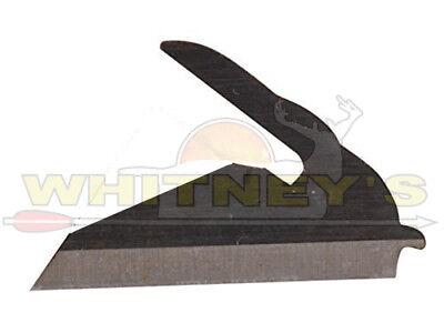 QAD Exodus Swept Replacement Blades Broadhead - 85/100 Gr.-BR100-S -