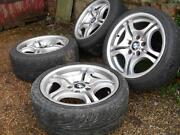BMW 17 Alloy Wheels