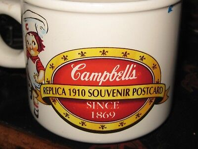 Campbell's Original Soup Mug Bowl Cup Campbell Kid's 1994 Westwood