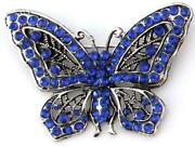 Antique Butterfly Brooch