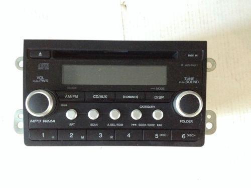 Honda Xm Radio Ebay