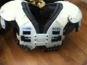 Used Adult Football Shoulder Pads