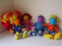 SET 5 tweenies