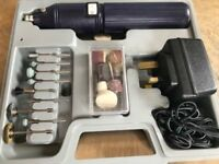 """john mills 60 piece rotary tool kit """"Looks unused"""""""