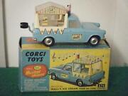 Corgi Ice Cream Van