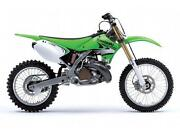 Kawasaki KX250 Manual