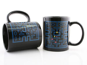 PACMAN heat activated mug great for the geek in your home! London Ontario image 1