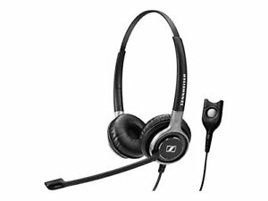 Brand New Sennheiser Century Premium Dual-Sided Wired Headset