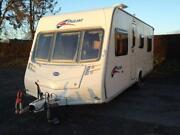 Bailey Caravan Fixed Bed