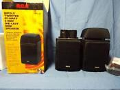 Radio Shack Optimus Speakers