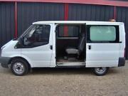 6 Seater Crew Van