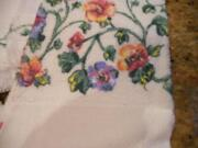 Cross Stitch Kitchen Towels