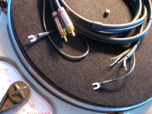 Turntable Rca Cable Ebay