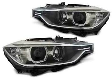 Black LED Angel Eyes Unit geschikt voor BMW F30/F31
