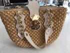 Michael Kors Straw Handbags