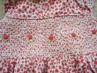 Laura Ashley Smocked Dress