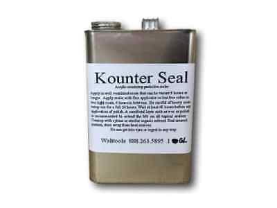 Kounter Seal Concrete Countertop Sealer Protector - 1 Gallon