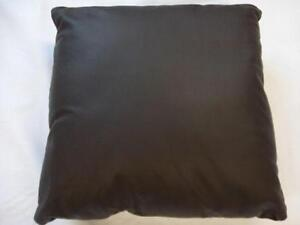leather cushions ebay