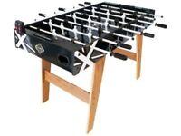 Hy-Pro 4ft Captain Football Table 531/3644 UK Seller