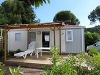 Air-conditioned Mobile home 6 peoples near Cap d'Agde - France