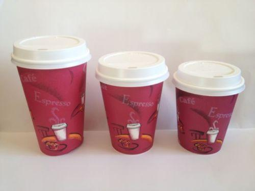Disposable Coffee Cups Ebay