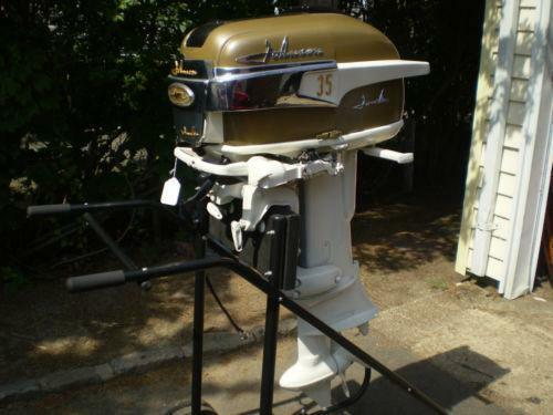 Johnson 35 Hp Outboard Engines Components Ebay