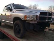 Dodge 3500 Rear End